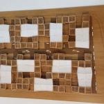 Espacios modulares Maqueta estudio