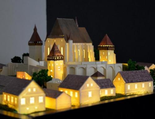 La Iglesia Fortificada de Biertan