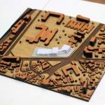 Maqueta de Urbanismo