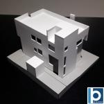 maqueta de Casa prefabricada