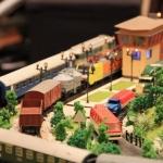 maqueta de trenes