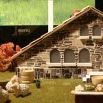 Diseno de casa rustica de piedra