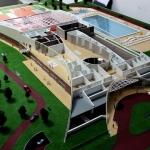 Maqueta Proyecto Centro Deportivo