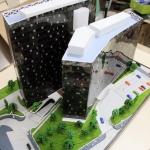 maqueta arquitectónica Inmobiliaria