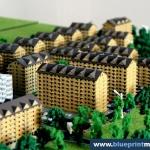 Maquetas casas residenciales