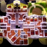 Maquetas de Edificios 3D