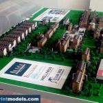 Maquetas para promociones inmobiliarias