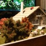 Modelo de casa rustica
