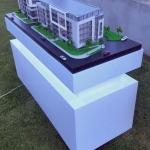 maqueta promocion inmobiliaria