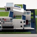 Maqueta Casa Ecologica