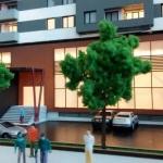 Maqueta promocion pisos