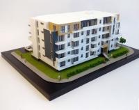 maqueta edificio