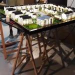 maqueta 3d residencial