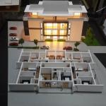 maquetas de arquitectura detalle