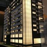 Maqueta de Edificio Residencial