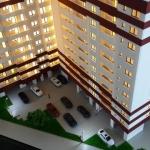Maqueta Detalladas Edificio
