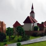 maqueta iglesia