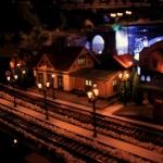 Maqueta Tren Electrico Escala Ho