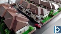 Maqueta Edificios de Viviendas
