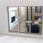 Apartamento con detalles de muebles