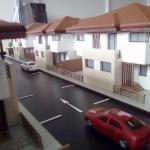 Maquetas de Edificio de Viviendas