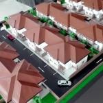 Maquetas de Edificios