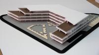 Maqueta Edificio de Oficinas