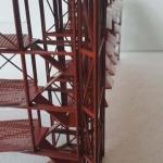 Maqueta de Estructuras metalica
