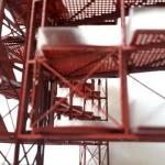 Maqueta de Estructuras metalicas