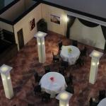 Maqueta de Restaurante