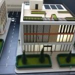 Maqueta de un Edificio