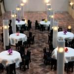 Maqueta interior Restaurante
