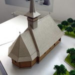 maqueta iglesia 1:50