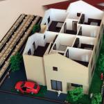 Maqueta Casa desmontable