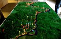 Maqueta Interactiva Parque Natural