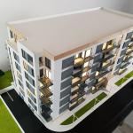Maqueta Edificio Viviendas