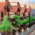 vecindario de villas