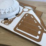 maqueta concurso de arquitectura
