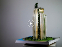 Maqueta Rascacielos