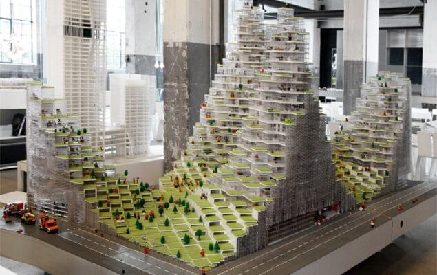 Las Torres Lego