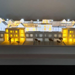 Maquetas de Casas Complejo Viviendas
