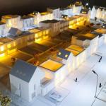 Maquetas de Edificios de Viviendas